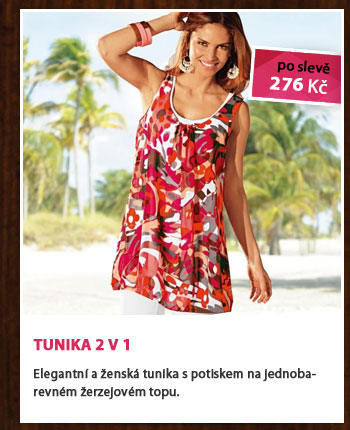 tunika 2v1